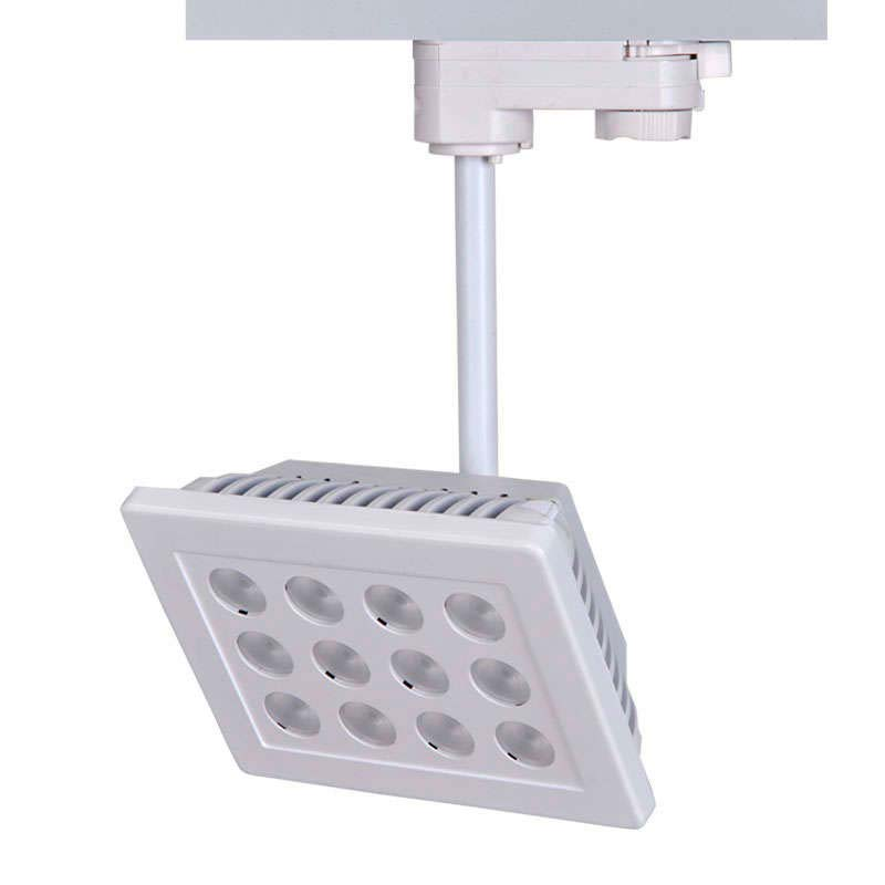 MATRIX RAIL LED CREE 24W, Blanco cálido